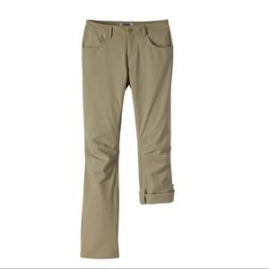 Mountain Khakis Cruiser Pant color-Truffle, S: 14R